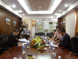 Hongkong Land và Công ty CII ký kết hợp tác khai thác quỹ đất Thủ Thiêm
