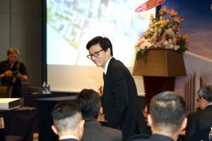 Mr Lim Wie Shan, Deputy Head of Development Property, South Asia, Hongkong Land